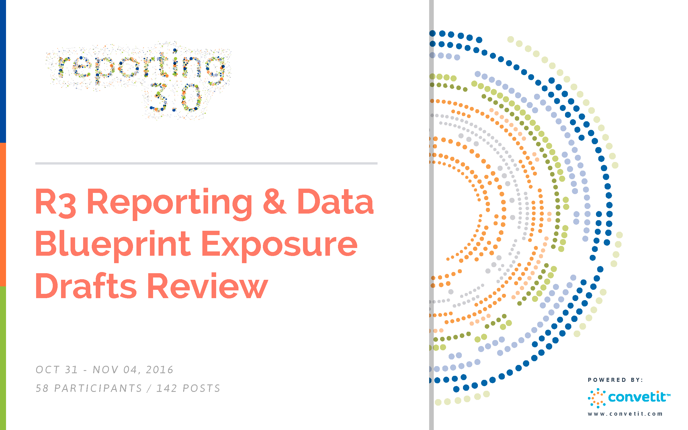 R3 reporting data blueprint exposure drafts review convetit final report download malvernweather Image collections